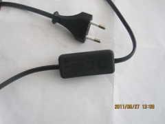 European two plug with 303