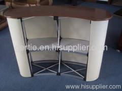 Portable Counters / Promotion Counter / Promotion Table / Promotion Floor Stand