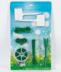 Plastic Garden Accessories Sets