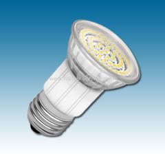 60SMD JDR E27 Led bulb