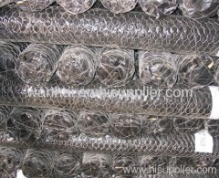 Steel chicken mesh