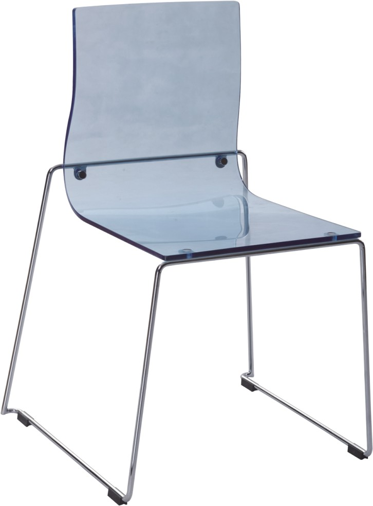 Clear Acrylic Dining Side Chair Manufacturers And