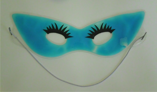 Non Toxic And Reusable Gel Eye Mask Manufacturers And