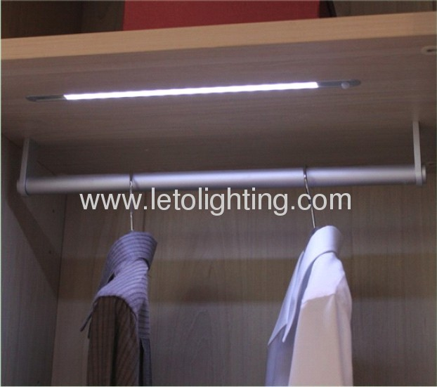 2x Led Under Cabinet Strip Lights 12w Led 12v Driver: LED Cabinet Strip Light Recessed Mounted 5050SMD From