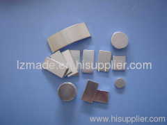sintered block ndfeb magnet