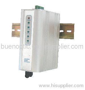 canbus multi drop bus fiber optic converter can fiber modem