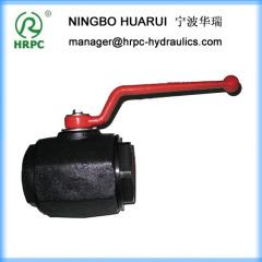 2inch hydraulic pressure carbon steel ball valve supplier