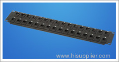 shield blank patch panel