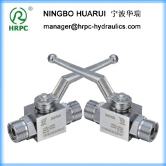 high pressure domestic standard popular ball valve for hydraulic oil