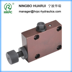 high quality hydraulic govering valve