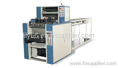 CONTINUOUS PIN MAILER COLLATOR AND GLUER
