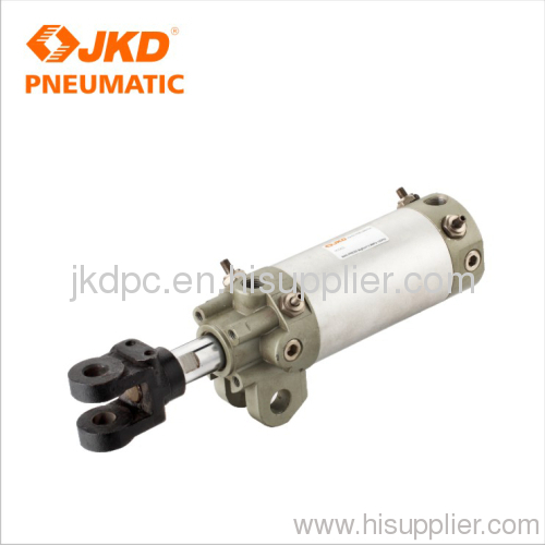 Welding machine pneumatic clamp cylinder