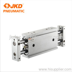 Double shaft pneumatic cylinder