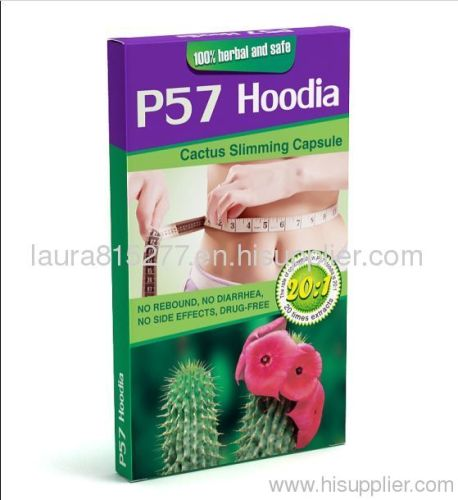 P57 Hoodia Cactus Slimming Capsule, magical South African plant, magical slimming product