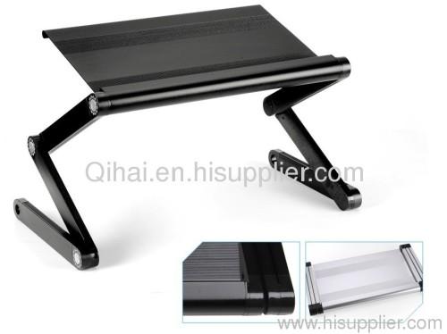 Folding table for dinner
