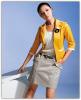 lady slim suit coat