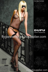 3PC Fishnet Bodystocking