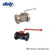BKH-SAE, MKH-SAE high pressure ball valve flange connector
