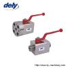 CJZQ QJZ 2 way high pressure ball valve supplier