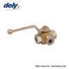 KHB3K, BKH 3K 3 way stainless steel high pressure ball valves