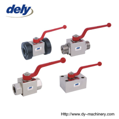 QJH 2 way high carbon steel pressure globe stop valve