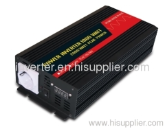 1000W digital readout power inverter