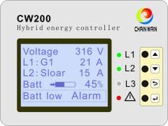 energy controller hybid wind