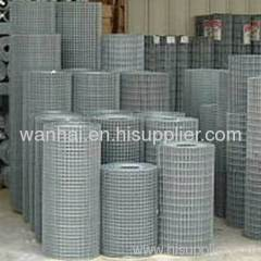 heavy hot dip galvanized welded mesh