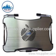aluminium laptop cooler