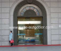 Automatic electric door closers/openers