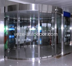 Curved sliding door projects