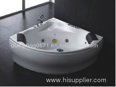Acrylic Massage Bathtub(HYA035)
