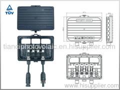 Solar PV Junction Box