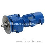 Helical Gear Reducer (RF17-RF167)