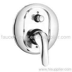 Conceal In Shower Faucet In Bathroom