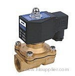 High Temperature Rise Solenoid Valves