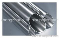 316 Stainless Welded Steel Pipe/Tube(JXA027)