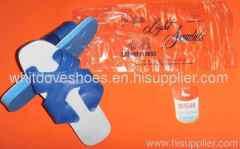 White Dove Slipper PVC Slipper 922