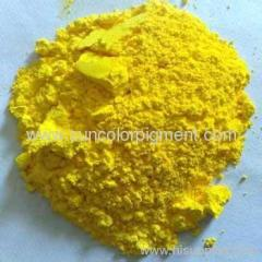 Plastic Pigment Yellow 81 for PE, PP, PVC