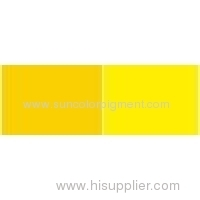 Pigment Yellow 183 for Plastic