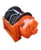 3960ml/r free fall hydraulic winch