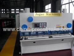 swing beam shear machine