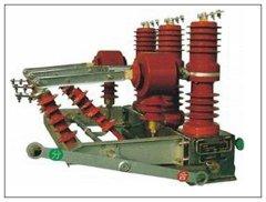 Popular 12KV permanent magnetic actuator high voltage outdoor vacuum circuit breaker