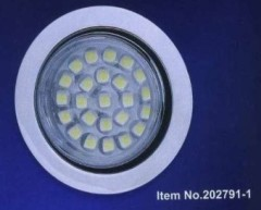 Round simple style Led cabinet lights