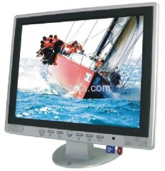 "15"" TFT LCD TV With card reader and USB"