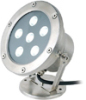 6W Waterproof LED Underwater Light