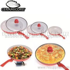 CeramiCore Kerama ceramic pans 5-pce set