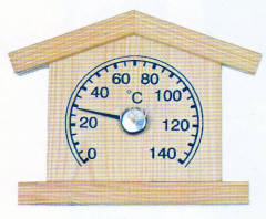 china sauna thermometer
