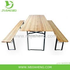 Outdoor Folding Beer Table Set
