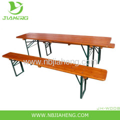 Wooden Picnic Table Set